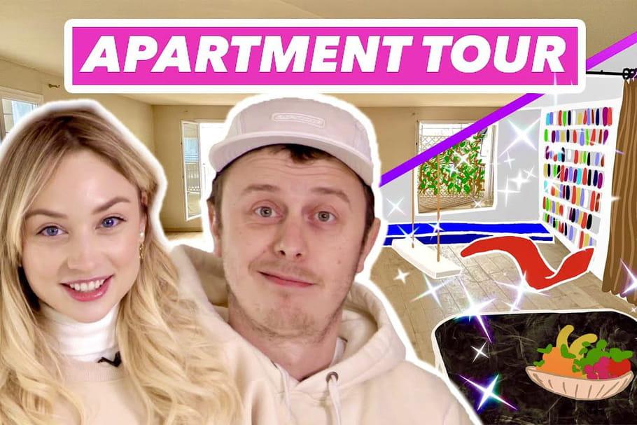 À quoi ressemble l'appartement du youtubeur Norman Thavaud?