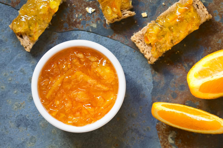 Recettes à l'écorce d'orange