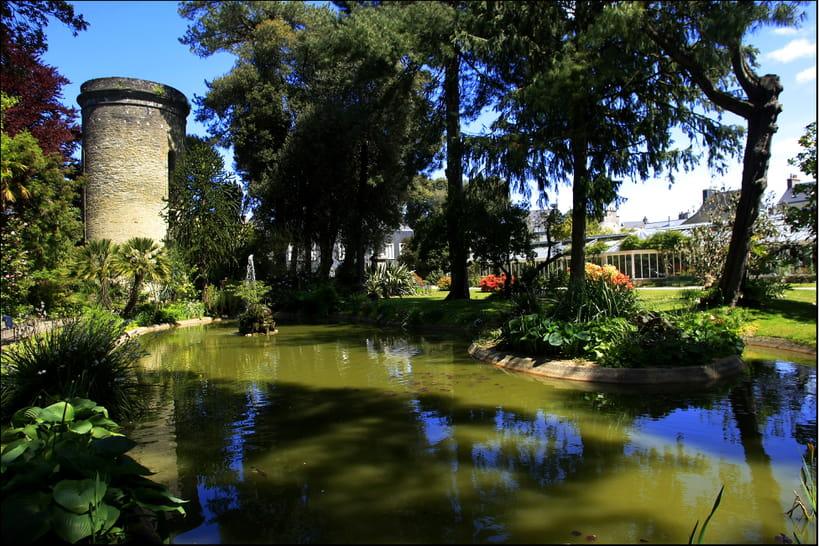 Embarquez pour un voyage exotique au cœur du parc Emmanuel Liais