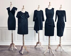 robes noires monoprix2