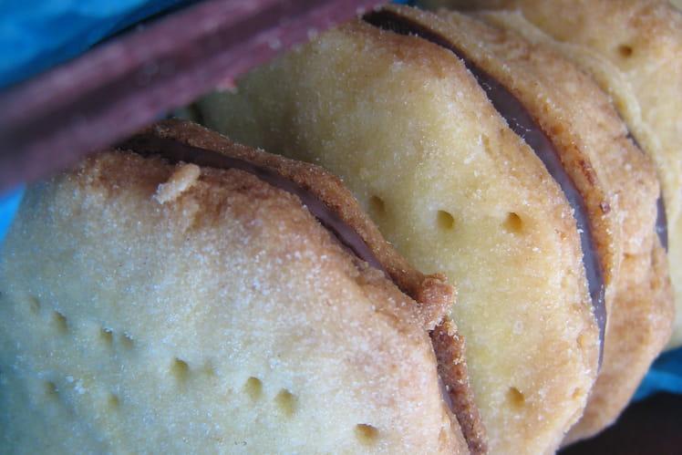 Petits gâteaux façon Prince de Lu