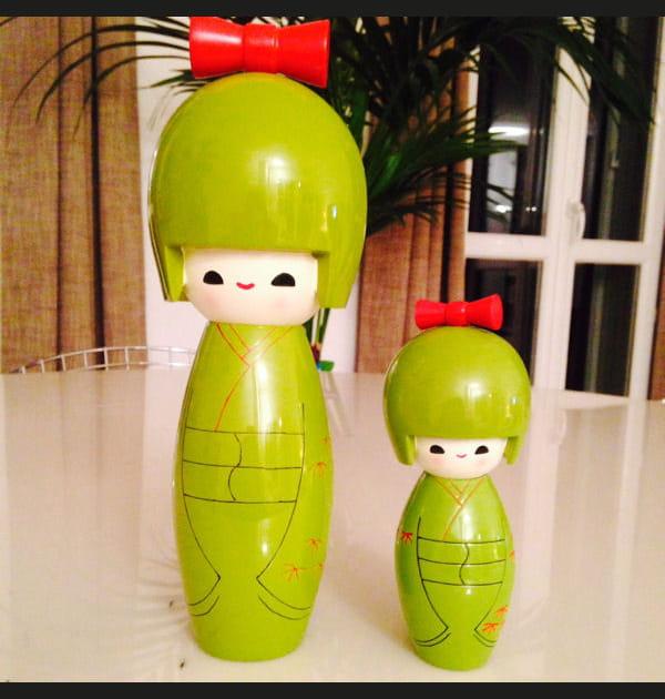 Les poupées japonaise d'Ony