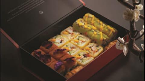 La box de Joël Robuchon pour Sushi Shop