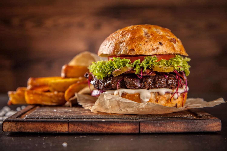 Voici où aller pour manger les meilleurs burgers d'Europe