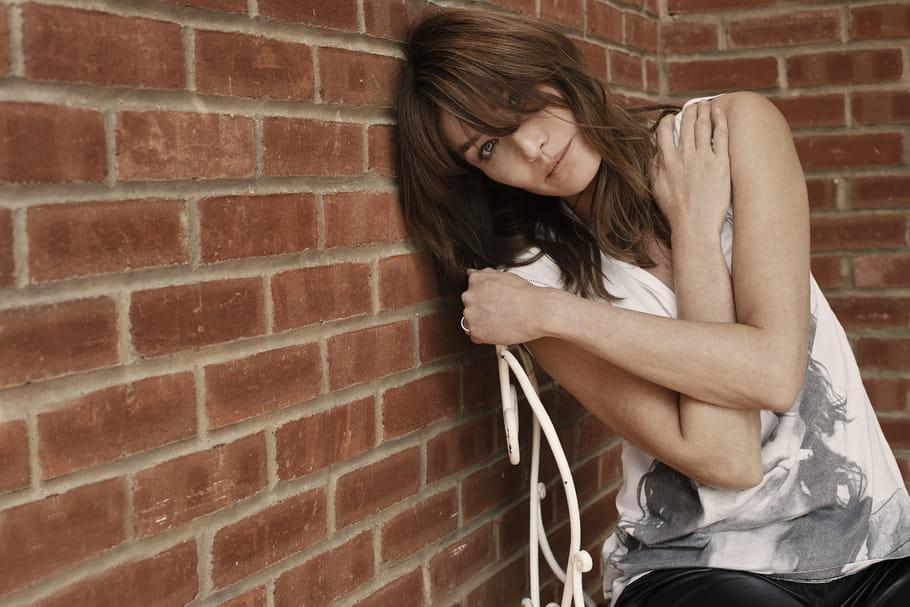 "Carla Bruni: ""Je ne suis pas un animal social"""