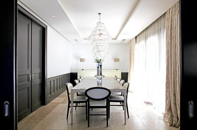 une porte gris anthracite. Black Bedroom Furniture Sets. Home Design Ideas