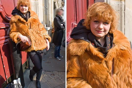 Fashion week : les street looks des défilés parisiens PAP automne-hiver 2011-2012 49