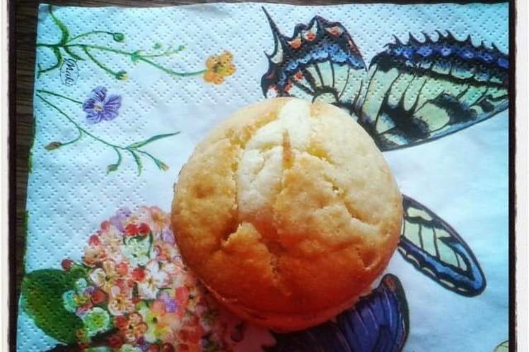 Muffins vanille et pépites de chocolat
