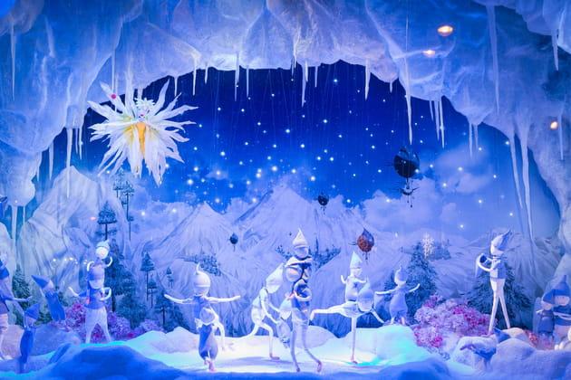 Les Plus Belles Vitrines De Noel Animees A Paris
