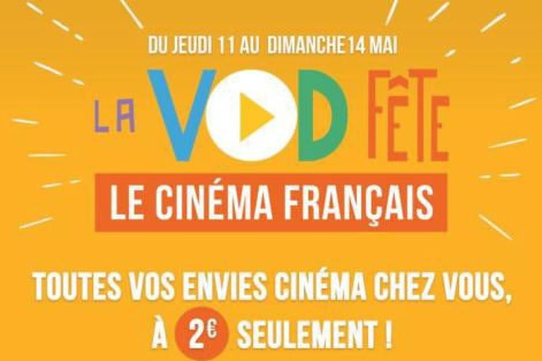 La fête de la VOD met le cinéma français à l'honneur