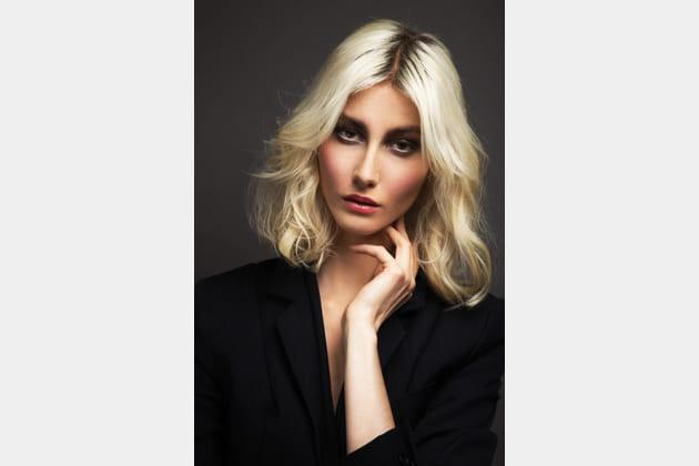 Le blond platine de L'Oréal Professionnel