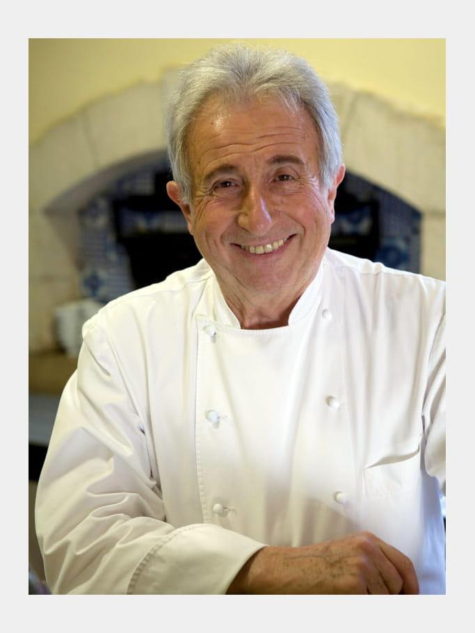 Michel Guérard, chef de Les Prés d'Eugénie
