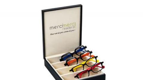 Mercimerci Chef, des lunettes de vue de dépannage dans les restaurants étoilés