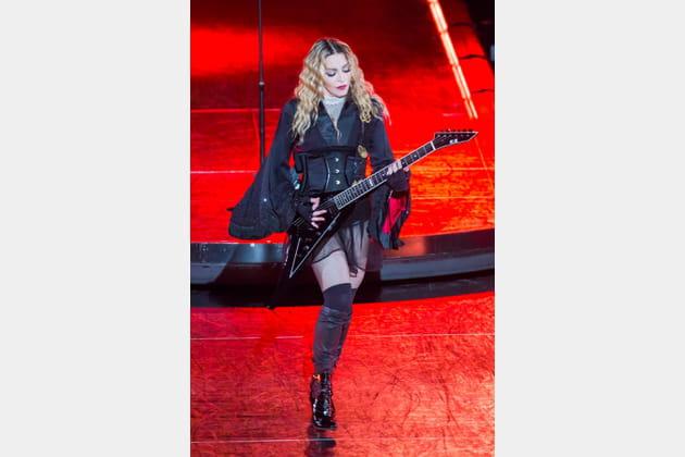 Madonna le 12mars 2016