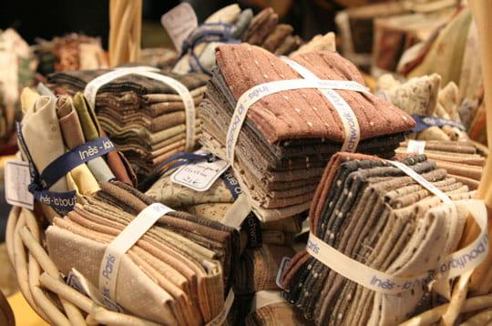 Les tissus patchwork japonais