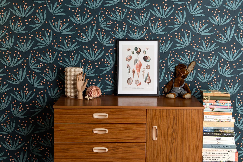 Papier peint:  conseils et idées pour habiller vos murs