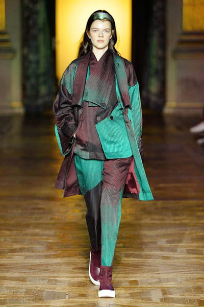 Issey Miyake - Automne-Hiver 2017-2018