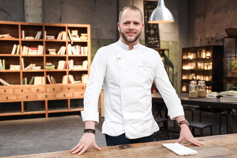 Brandon Dehan, le commandant de la pâtisserie