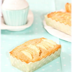 petit gâteau pomme et yaourt