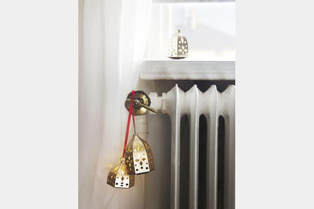 Déco lumineuse IKEA Noël