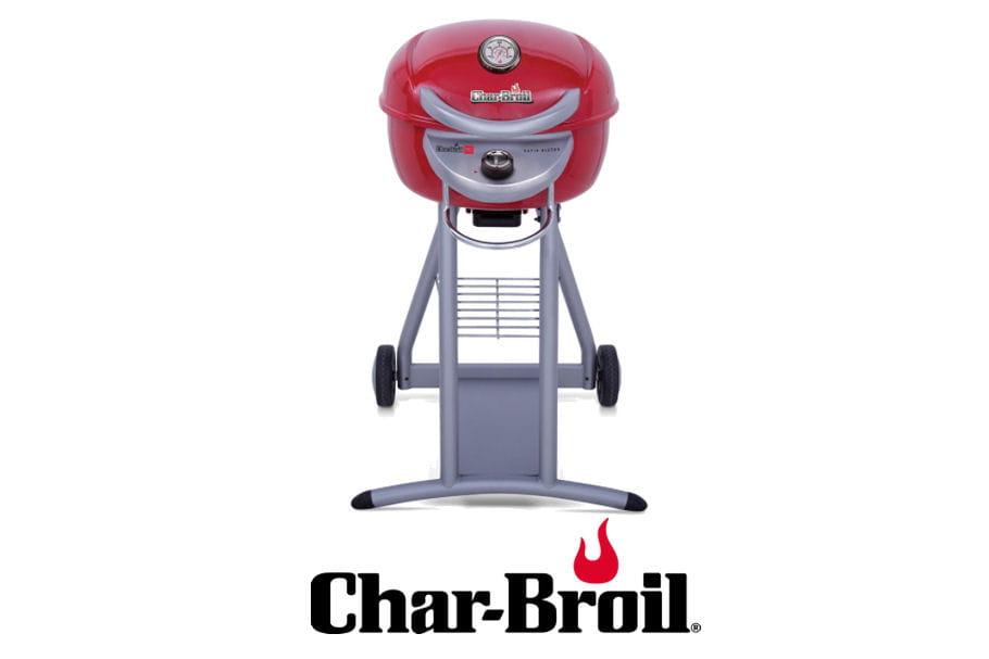 Concours: en août, un barbecue Electrique de Charbroil à gagner