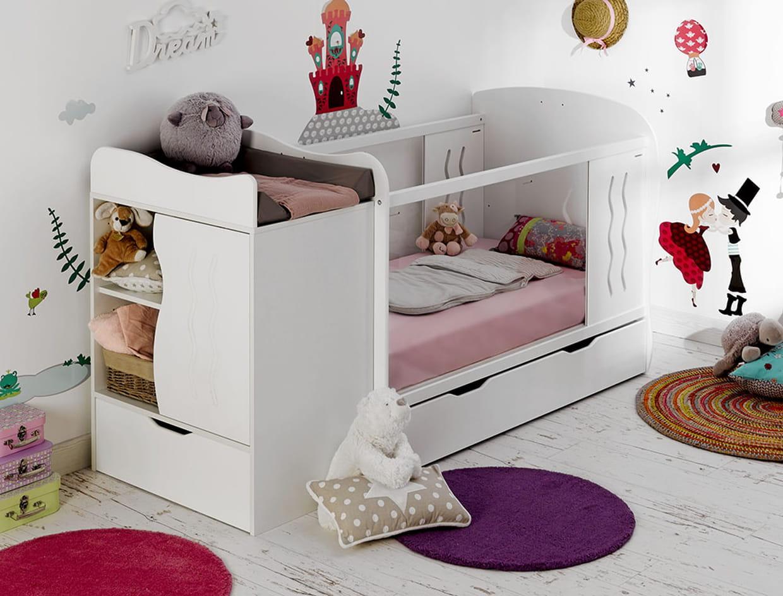 lit b b sabord par camif. Black Bedroom Furniture Sets. Home Design Ideas