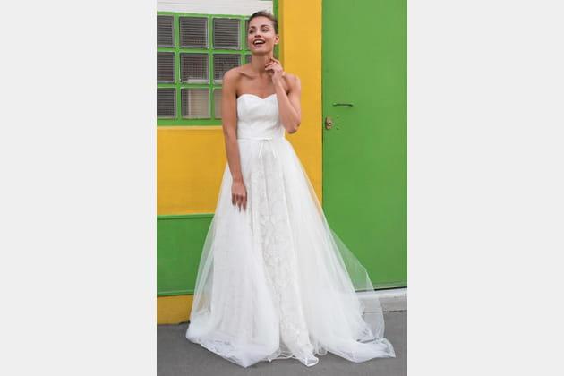 Robe de mariée Marari, Marie Laporte