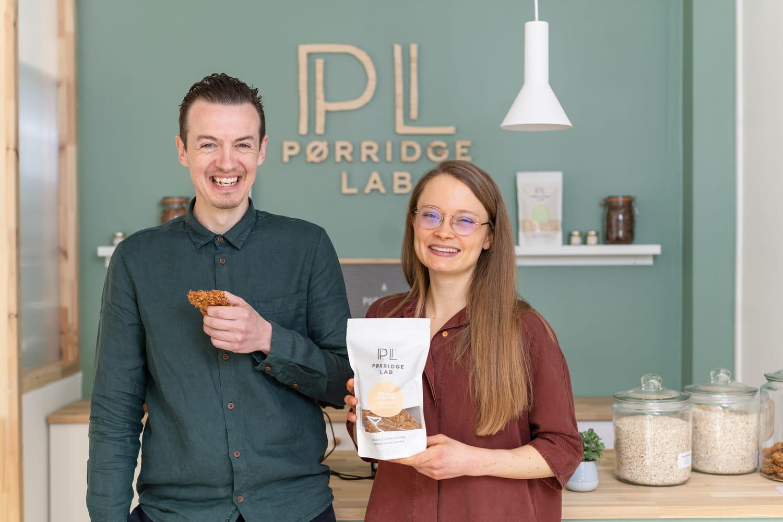 Pørridge.LAB: le meilleur porridge français a besoin de vous