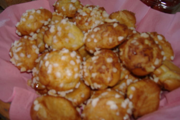 Chouquettes faciles