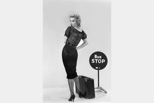 38c16968282b25 Marilyn Monroe en jupe crayon