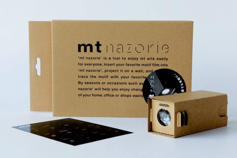 L'objet du désir: le projecteur Nazorie de Masking Tape