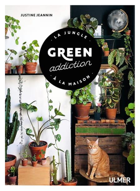 livre-green-addiction-justine-jeannin-editions-ulmer
