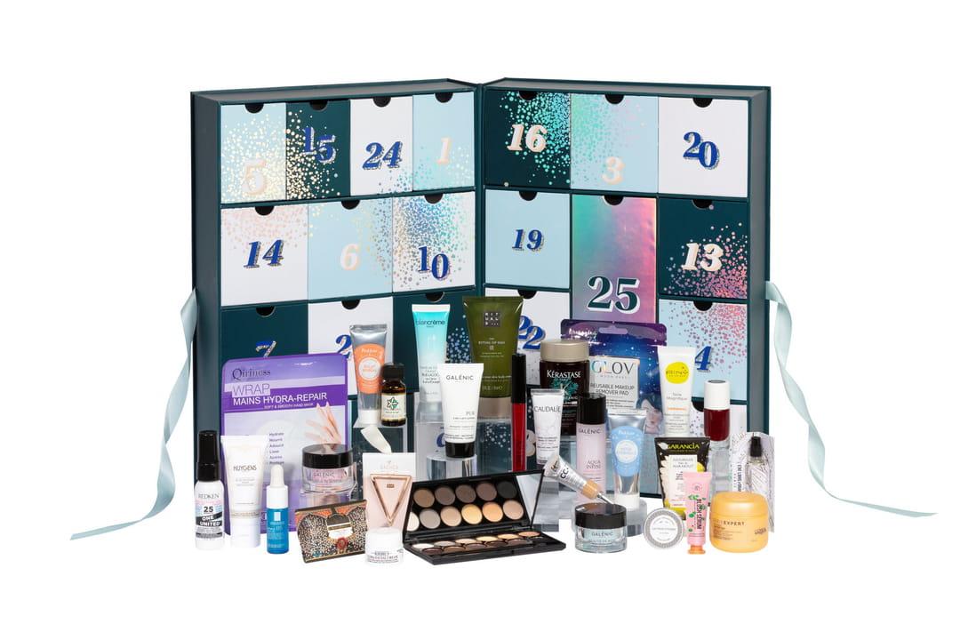 Calendrier Avent Parfum.Calendrier De L Avent Beaute 2019 Les Plus Jolis Modeles