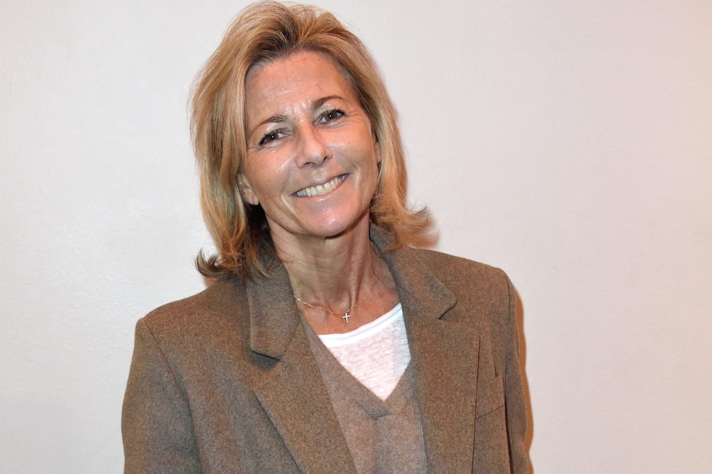 Claire Chazal, reine du JT passée aux Arts