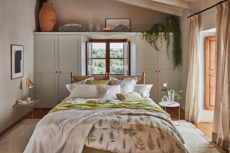 couvre lit zara home. Black Bedroom Furniture Sets. Home Design Ideas
