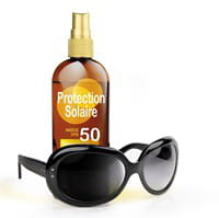 les crèmes solaires ont leur indice de protection, et les lunettes ont leur