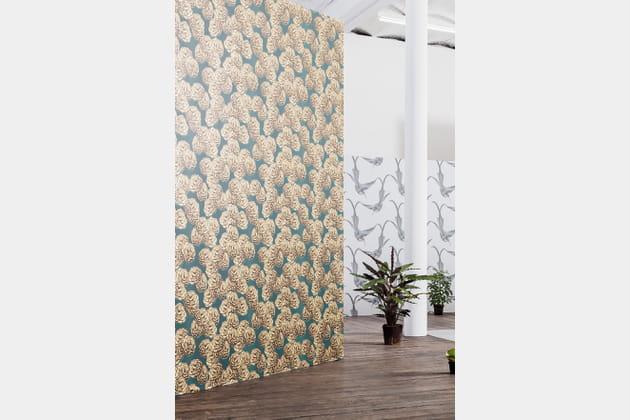 Papier peint Blossom par Tenue de Ville