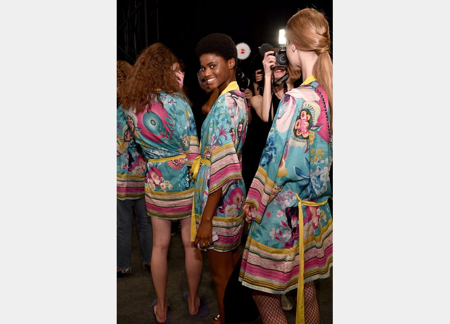 Desigual (Backstage) - photo 51