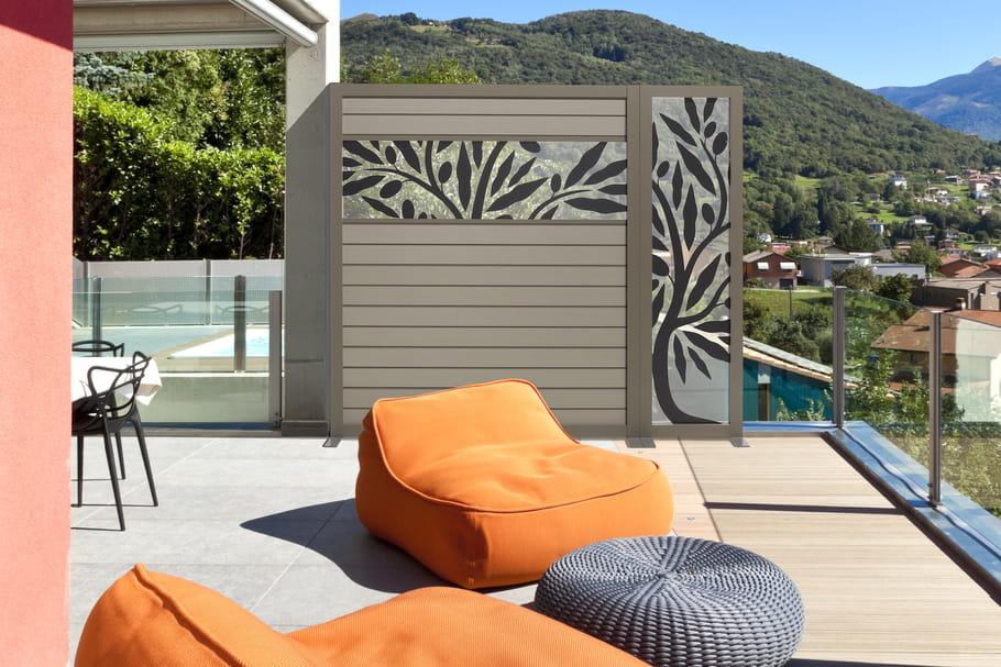 Gagnez un claustra en bois d 39 oc wood for Decoration jardin claustra