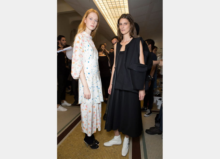 Lemaire (Backstage) - photo 25