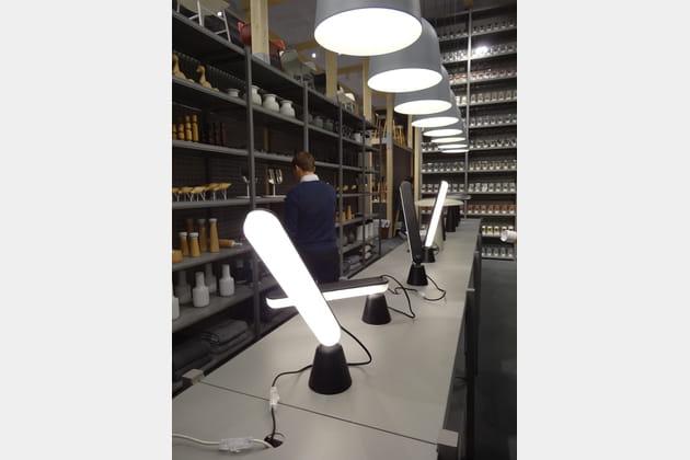 Lampe à poser de normann Copenhagen