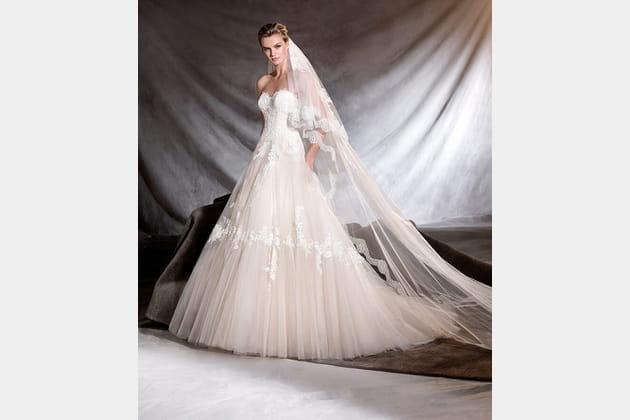Robe de mariée Olvido, Pronovias