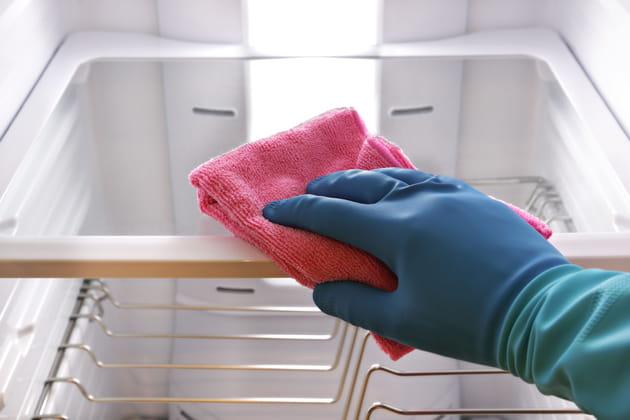 Ne pas nettoyer son réfrigérateur