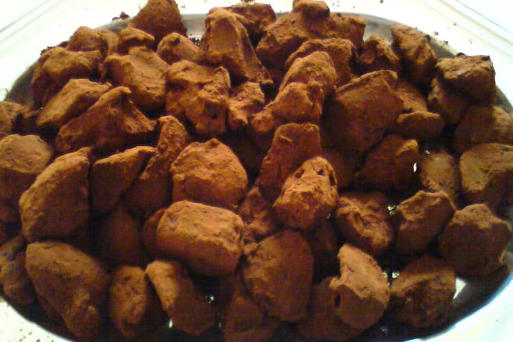 Truffes muscadines