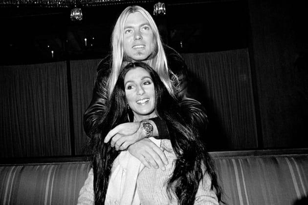 Greg Allman et Cher