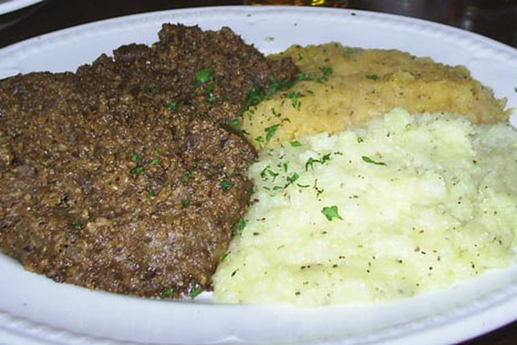 Haggis (ou panse de brebis farcie)