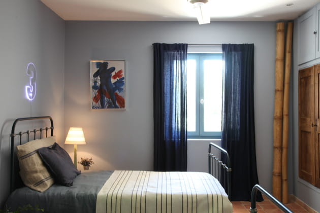 Une chambre contemporaine