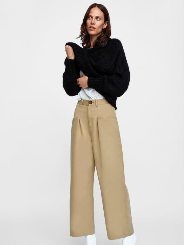 Zara Poches À Zara De De Pantalon Pantalon À Poches vIbYmyf76g