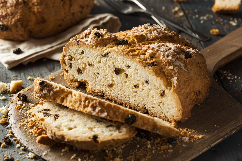 Le soda bread ou comment faire un pain de façon express
