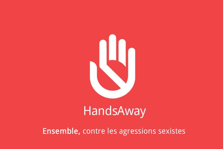 "HandsAway, l'appli qui dit ""stop"" aux agressions sexistes"